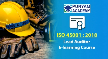 ISO 45001 lead auditor training