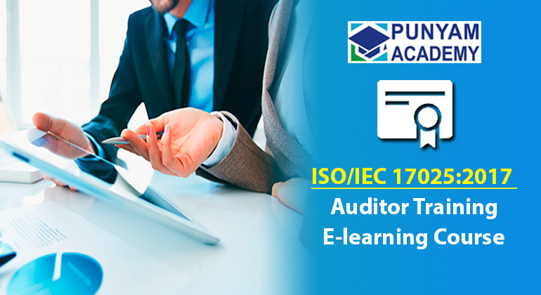 ISO/IEC 17025 lead auditor training
